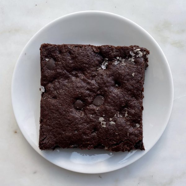 Chocolate Tahini Brownie
